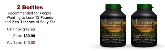 Buy 2 Maqui-6 Bottles